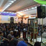 گزارش تصویری از مراسم تحویل سال نو در گلزار شهدای فیروزآباد
