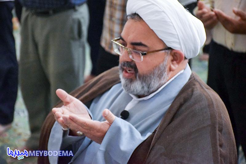 گزارش تصویری از اقامه نماز عید سعید قربان در مصلی آیت الله اعرافی