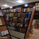 گزارش تصویری/ افتتاح نمایشگاه کتاب حسابی به مناسبت هفته کتاب