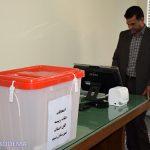 عکس/ انتخابات هیئت رئیسه اتاق اصناف میبد برگزار شد