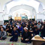 گزارش تصویری از مراسم احیاء شبقدر در امامزاده میرشمسالحق