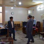 تصاویر/ بازدید فرماندارمیبد از اداره مسکنوشهرسازی