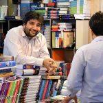 """گزارش تصویری """"میبدما"""" از نمایشگاه بین المللی کتاب استان یزد"""