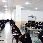 نتایج آزمون سراسری قرآن کریم اعلام شد/ گزارش تصویری از برگزاری آزمون قرآنی