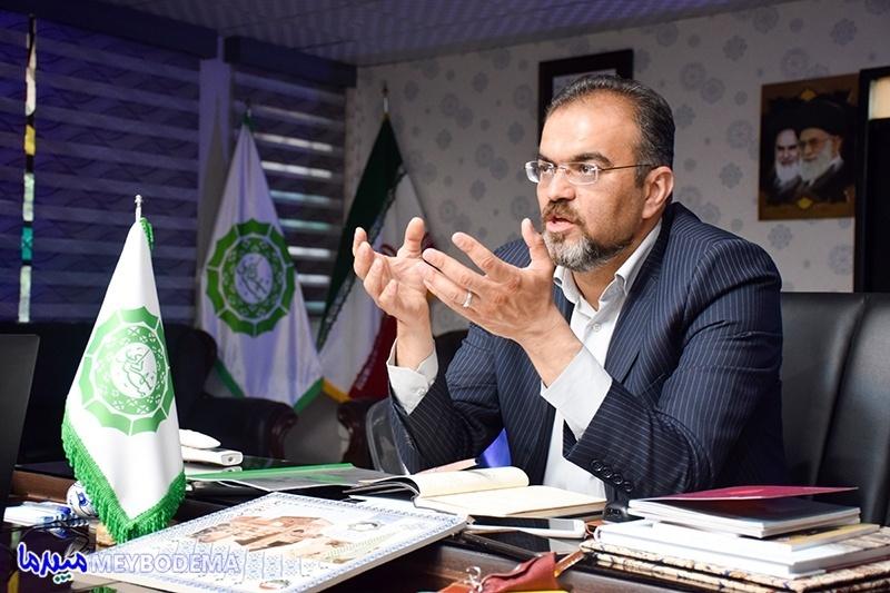شهرداری میبد در نمایشگاه بین المللی اصفهان شرکت خواهد کرد/ تا ابتدای فصل پائیز، ترمیم و اصلاح آسفالت معابر میبد انجام خواهد شد