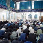 گزارش تصویری از افتتاح مسجد زراسب بشنیغان