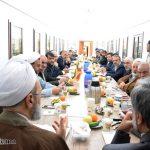 شورای فرهنگ عمومی شهرستان میبد با حضور آیت الله اعرافی برگزار شد
