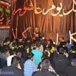 📷 تصاویر/ هیئت هفتگی دانشآموزی مدافعانحرم در میبد