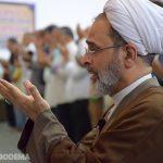 گزارش تصویری از اقامه نماز عید سعید قربان در میبد
