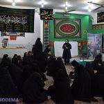 """""""حس خوب زندگی"""" در محلات میبد برگزار شد/ گزارش تصویری از اجرای این طرح در محله شهیدیه"""