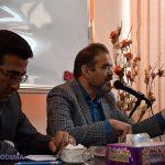 تصاویر/ دیدار و گفتگوی اعضای جبهه فرهنگی میبد با شهردار و سخنگوی شورای شهر