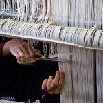 اهدای قالی دستباف بانوان شهیدیه میبد برای ساخت صحن حضرت زینب (س) در کربلا +عکس و فیلم