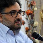 تصاویر/ سخنرانی استاد دانشگاه صنعتی شریف در جمع فعالین جبهه فرهنگی میبد