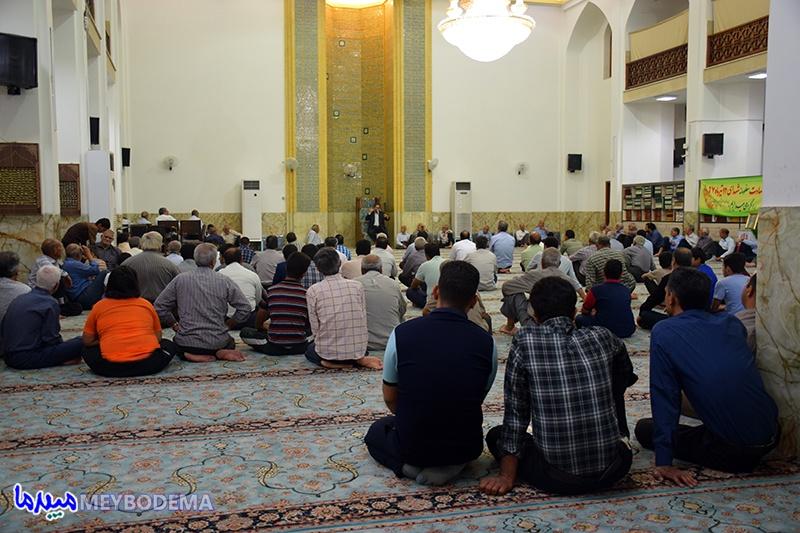 📷 تصاویر/ مراسم سالگرد شهیدِ حمله تروریستی به ایرباس