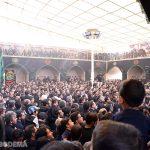 📷 تصاویر/مراسم تاسوعای حسینی در کوچهباغ