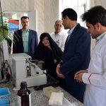 تکمیل بخشی از دستگاه های آزمایشگاهی بیمارستان امام صادق(ع) به همت بانوی خیر میبدی/ تصاویر