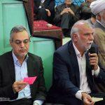 گزارش تصویری از دومین دیدار مردمی شهردار و اعضای شورای شهر میبد