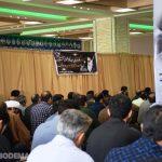 📷عکس/ مراسم سالگرد ارتحال امام خمینی(ره)، در میبد