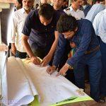میبدی ها با امضاء طوماری، مخالفت خود با پیوستن ایران به FATF را نشان دادند | تصاویر