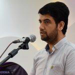 فیلم/ شعرخوانی شاعرخارجی به زبانفارسی و اردو در میبد