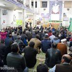 گزارش تصویری از یادواره شهدای شاهجهانآباد میبد + کلیپ سخنان شنیدنی امام جمعه اردکان در این مراسم