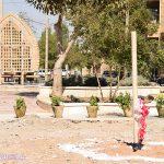 گزارش میبدما از کلنگزنی اِلمانهای جدید در میبد با حضور آیت الله اعرافی + تصاویر
