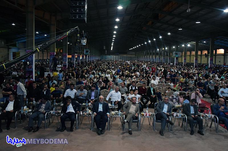 گزارش تصویری از جشن بزرگ عیدغدیر خم در میبد