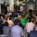 گزارش تصویری از مراسم شهادت حضرت رقیه(س) در شهرک صنعتی میبد