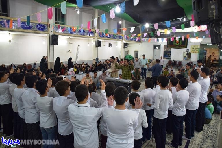 📷تصاویر/جشن میلاد امامرضا(ع) در حسینیه علیآباد