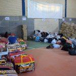 گزارش تصویری از سازماندهی چهارمین محموله کمک های مردم میبد به سیل زدگان کشور