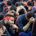 📷 تصاویر/مراسم تاسوعای حسینی در فیروزآباد