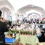 گزارش تصویری از بزرگداشت روز شهدا توسط دانش آموزان قرآنی مدرسه مهر ایران زمین