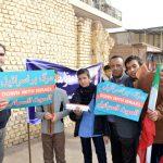 تصاویر میبدما از راهپیمایی باشکوه مردم میبد در ۲۲ بهمن ۱۳۹۵