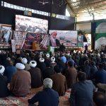 گزارش تصویری از مراسم سالگرد آیت الله محمد ابراهیم اعرافی