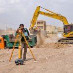 تصاویر/خاکبرداری و زیرسازی شهرک ۳۶ واحدی بنیاد مسکن