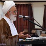 فیلم/شعرخوانی امامجمعه تفت در کنگره شعرتوحیدی