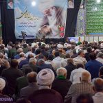 گزارش تصویری از مراسم بیستوهفتمین سالگرد ارتحال آیت الله محمد ابراهیم اعرافی