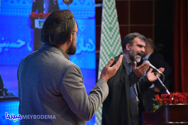 گزارش تصویری از افتتاحیه اجلاس بین المللی پیرغلامان حسینی / بخش دوم تصاویر
