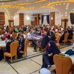 گزارش تصویری از تکریم پرستاران میبدی به مناسبت میلاد حضرت زینب(س)