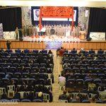 """گزارش تصویری از """"یلدای شهدایی"""" در دانشکده علوم قرآنی میبد"""
