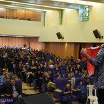 گزارش تصویری از برگزاری جشن اعیاد شعبانیه و بزرگداشت روز جانباز با حضور جانبازان و ایثارگران