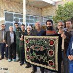 گزارش تصویری از دیدار فرماندار میبد با مدافعین میبدی حرم حضرت زینب(س)