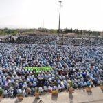 اطلاعیه دفتر امامجمعه شهرستان میبد در مورد روز جهانی قدس و نماز عید سعید فطر