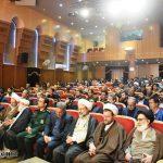 گزارش تصویری از همایش یازدهم جبهه فرهنگی انقلاب شهرستان میبد، ویژه مدافعین میبدی حرم حضرت زینب(س)