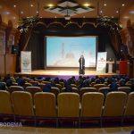 گزارش تصویری از مراسم هفته وحدت با حضور دانشآموزان افغانستانی مهمانشهر میبد