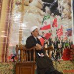 گزارش تصویری از یادواره شهدای بشنیغان با سخنرانی دکتر رفیعی