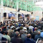 گزارش تصویری از برگزاری مراسم یادواره سرداران و ۸۰ شهید محله فیروزآباد میبد