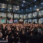📷 تصاویر/مراسم عزاداری در حسینیه بزرگ فیروزآباد