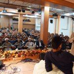تصاویری از برگزاری مراسم جشن های میلاد امام حسن مجتبی(ع) در سه نقطه میبد