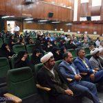 گزارش تصویری از چهاردهمین همایش جبهه فرهنگی انقلاب شهرستان میبد